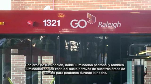 """HOLA NC attended the """"Go Raleigh Station Groundbreaking"""" event. The plan of renovating the downtown transit station was presented during this event and Ian had the opportunity to interview Nancy McFarlane, Mayor of Raleigh and David Eatman, Transit Administrator for Go Raleigh.   Sponsored by: GoRaleigh   HOLA NC asistió al evento """"Go Raleigh Station Groundbreaking"""". Durante este evento fue presentado el plan de remodelar la estación de tránisto del centro e Ian tuvo la oportunidad de entrevistar a Nancy McFarlane, Alcalde de Raleigh y David Eatman, Administrador de Tránsito para Go Raleigh.   Patrocinado por: GoRaleigh"""