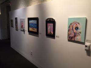 Local artists of Hispanic/Latino descent will be displaying their works of art during a month-long exhibit at the Halle Cultural Arts Center in downtown Apex.