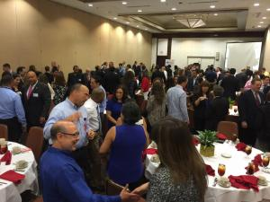 """A """"diversity luncheon,"""" sponsored Tuesday by the North Carolina Hispanic Chamber of Commerce, brought together local businesses and people from diverse cultures to celebrate inclusion."""