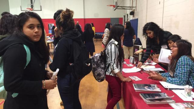 Sanderson High School Career Fair
