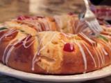 Recipe: Rosca de Reyes