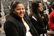 IMAGES: Hispanic students hear about higher ed opportunities