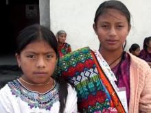 Maya K'iche culture in Chichicastanengo