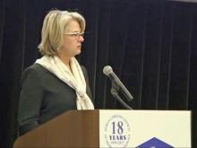 Margaret Spellings is the President of the University of North Carolina System