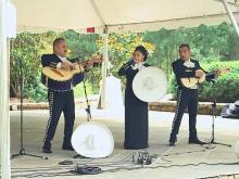 'Los Charros de Mexico' perform in Wake Forest