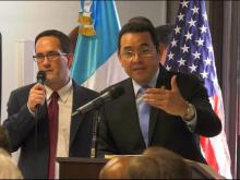 Jorge Archila - the new Consul General of Guatemala in Raleigh
