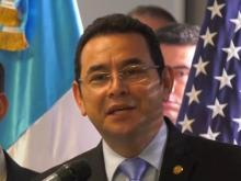 The Guatemalan President