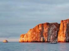 Exploring the beautiful Galápagos Islands