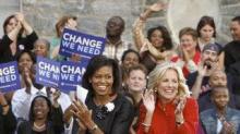 IMAGE: Jill Biden to visit Camp Lejeune