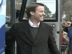John Edwards Talks to WRAL in S.C.
