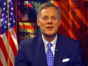 Sen. Richard Burr, R-N.C., gave the Republican response to Democratic President Barack Obama's weekly address on Feb. 28, 2009.