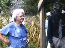 Clayton church members survive quake