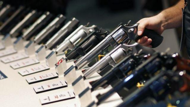 Ncs Gun Laws Rank In The Middle Of The Pack Wralcom