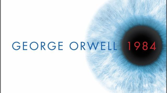 "The latest cover image of George Orwell's ""1984."" Signet Classics announced in late January that it has ordered an additional 500,000 copies printed. (Deseret Photo)"