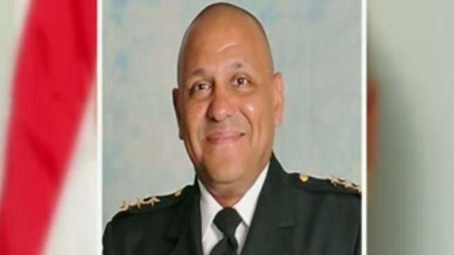 Former Greenville Police Chief Hassan Aden