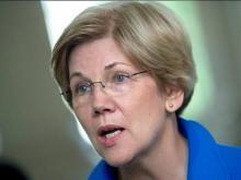 Sen. Elizabeth Warren calls US political system 'rigged game'