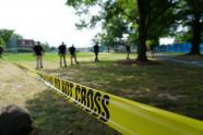IMAGE: Alexandria police chief details response to baseball shooting