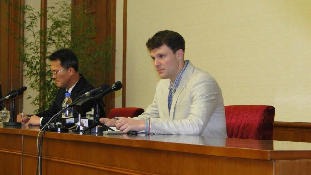 McCain: North Korea 'murdered' former detainee Otto Warmbier
