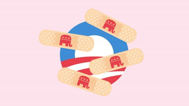 Senate GOP speeding towards health care vote next Thursday