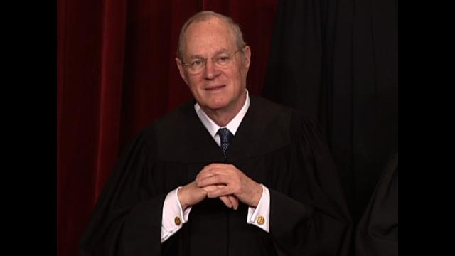 Rumors have swirled for months that Supreme Court Justice Anthony Kennedy will step down. Sources close to Kennedy say he's seriously considering retirement, but it's unclear when that could happen.