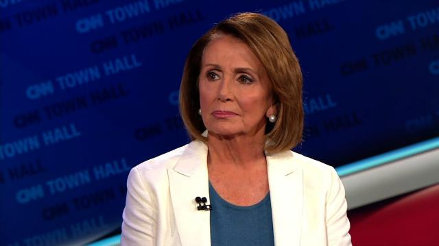 In the wake of Jon Ossoff's special election loss a week ago, calls began, again, within some corners of the Democratic caucus that it was time for Nancy Pelosi to step aside as the highest ranking House Democrat.