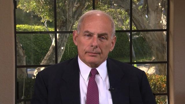 Homeland Security Secretary John Kelly will announce new aviation security measures Wednesday regarding overseas airports that have direct flights to the United States, according to an official familiar with the content of the announcement.
