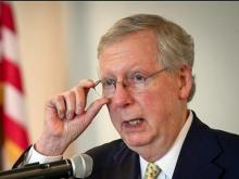 McConnell delays start of August Senate recess
