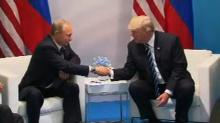 IMAGES: Trump, Putin met for nearly an hour in second G20 meeting