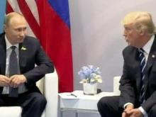 Trump, Putin met for second, undisclosed time at G20 summit