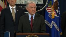 IMAGES: AG Sessions 'confident' he 'made the right decision' to recuse himself