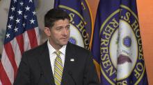 IMAGE: Paul Ryan: House willing to go to conference committee over health care plan