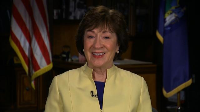 Republican Senator Susan Collins says a series of health care bills should be created on the committee level before being brought to a vote.