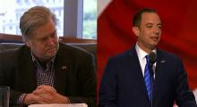 IMAGES: Cabinet tensions rise as West Wing goes through (another) shakeup