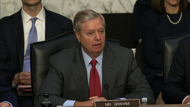 Sen. Lindsey Graham, R-South Carolina, and Sen. Bill Cassidy, R-Louisiana, are working with their GOP colleagues on an alternative approach to replacing Obamacare: keeping much of the federal taxes in place and sending that money to the states to control.