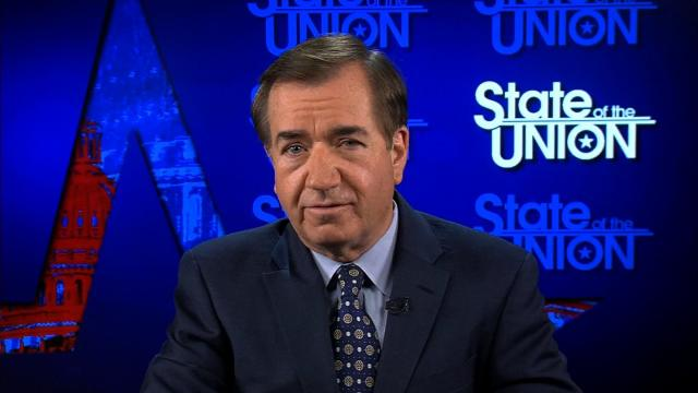 File- California U.S. Congressman Ed Royce speaks to CNN.