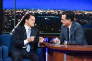 IMAGE: The 17 best (and worst) lines from the Mooch's interview with Stephen Colbert