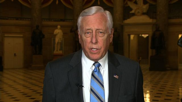 """Rep. Steny Hoyer, a Maryland Democrat, told reporters that the single payer approach is one of several ideas that Democrats are discussing, saying the party is united on principle of giving """"access for Americans to offer quality, affordable health care."""""""