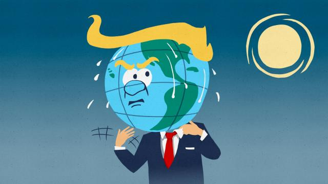 President Donald Trump is considering withdrawing from the Paris climate agreement. A landmark agreement, ratified by 147 parties or countries, the Paris Agreement on Climate Change was aimed at cutting emissions and keeping global temperatures from rising more than 2 degrees Celsius above pre-industrial levels.