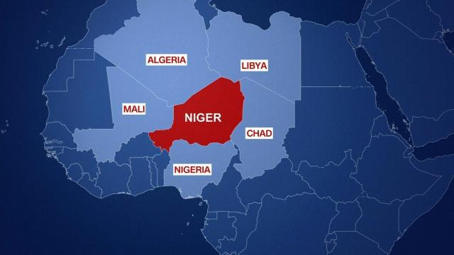 U.S. forces have been attacked near the Niger-Mali border.
