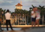 IMAGE: Secret Service says no system for keeping track of visitors at Mar-a-Lago