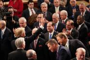 IMAGES: Joseph P. Kennedy III Responds to State of the Union for Democrats