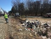 IMAGES: Photos: Train-truck crash