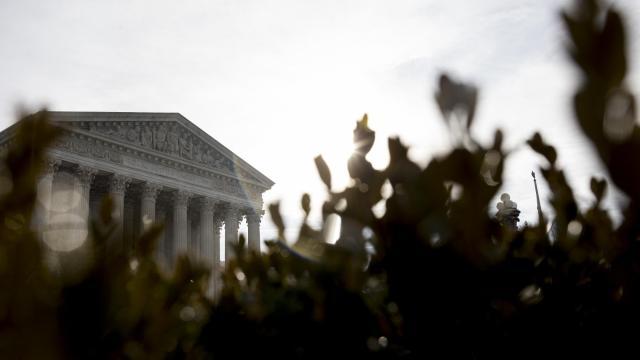 Supreme Court (Tom Brenner/The New York Times