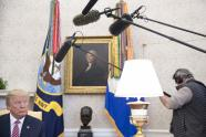 IMAGE: Chaotic Days, But President Stands Aside
