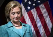 IMAGE: As Clinton Camp Denied Reports of Criminal Inquiry, FBI Was Investigating, Comey Says