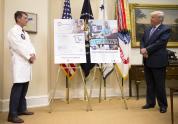 IMAGES: Trump Hints That Jackson Might Withdraw VA Nomination Amid Criticism
