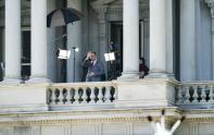 IMAGES: An Evangelical Journalist Finds His Calling at the White House