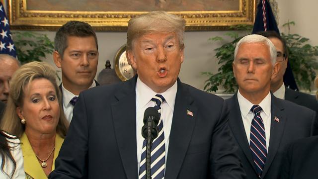 President Donald Trump canceled a historic US-North Korea summit set for June 12, 2018.