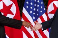 IMAGE: Republicans in Congress caution Trump against trusting North Korea