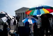 IMAGES: Supreme Court Dodges Making Major Ruling on Gerrymandering